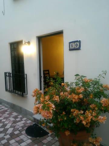 Habitación con terraza con internet - Guadalajara - Apartment