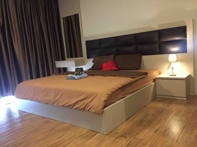 Aston Batam Apartment 1805 by SuperBooking