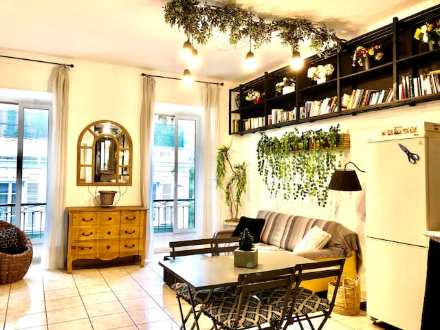 1-bedroom apartment in the heart of Nice