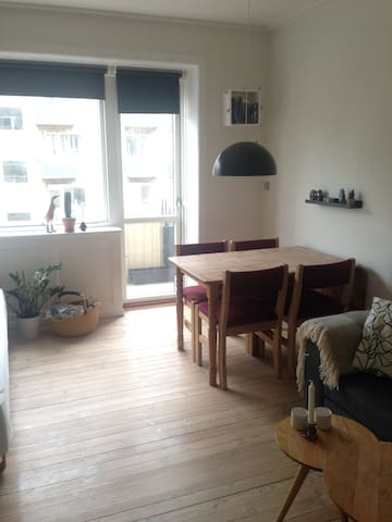 Cozy apartment in a lovely neighbourhood - Kodaň - Byt