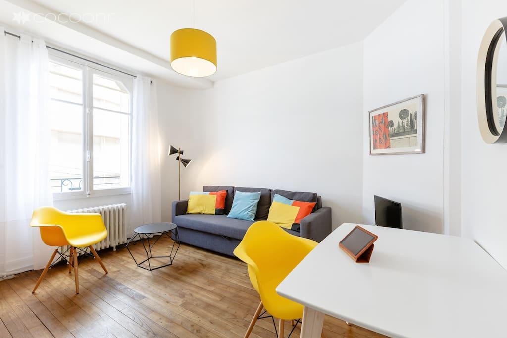 ty postel 2g centre ville et calme appartements louer rennes bretagne france. Black Bedroom Furniture Sets. Home Design Ideas