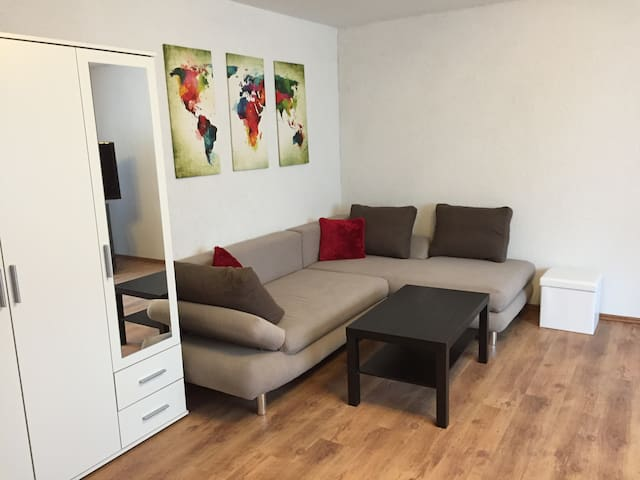 48m² in Walldorf- Appartement - Walldorf - Leilighet