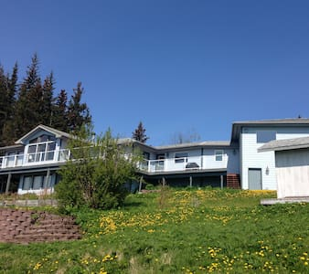 Cloud9BnB in Homer - 荷馬(Homer) - 家庭式旅館