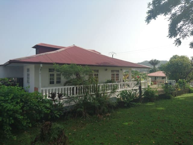 Traditional house in Cayenne - Cayenne - Huis