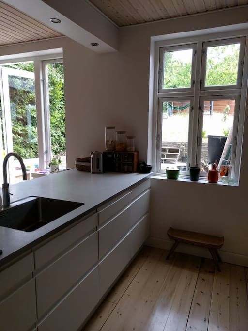 Køkkenalrummet