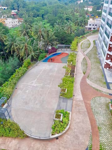 ★Private Room NorthernSkyCity Mangaluru High Rise★