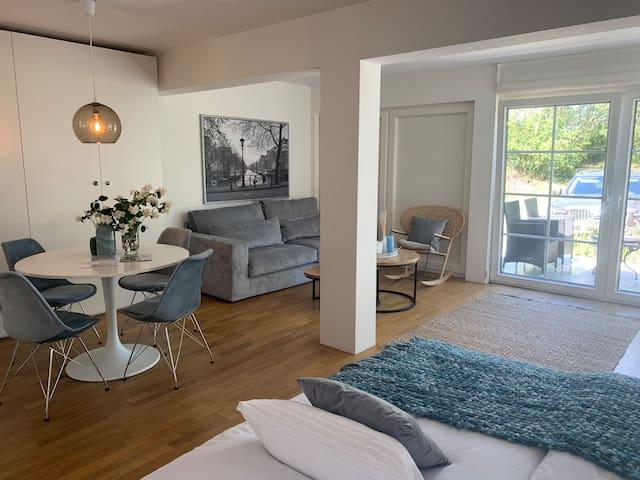 Zandvoort beach/dune apartment/house