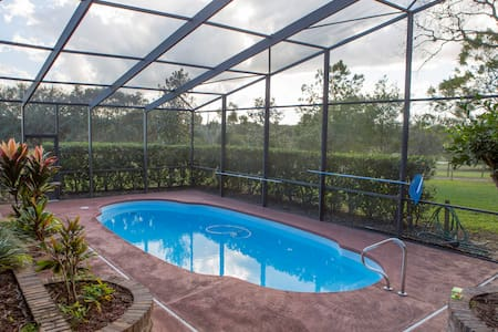 Private room in country home & pool - Mount Dora
