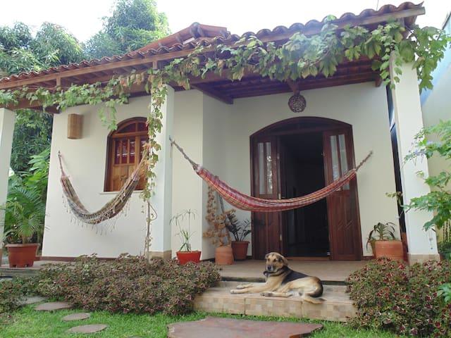 A Casa do Nino B&B - Hospedagem - Cama e Café - Salvador - House