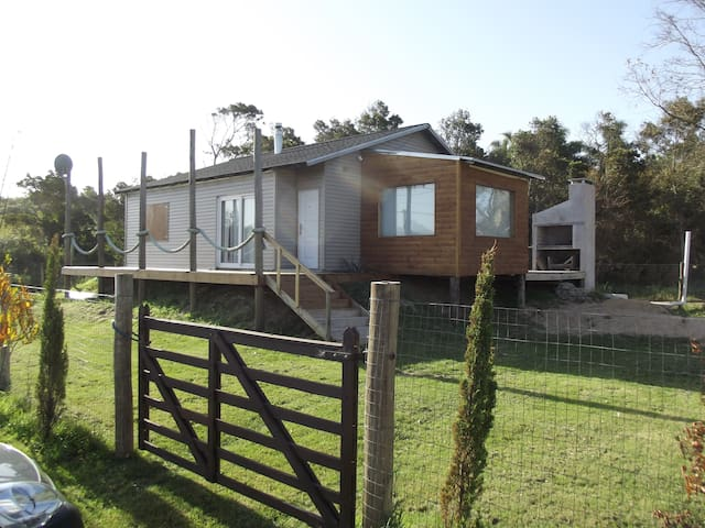 Casa en la playa en Maldonado - Sauce de Portezuelo - Rumah