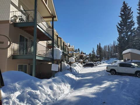 Ski in Ski out condo on the slopes of Purgatory