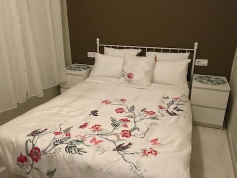 Born sweet double bedroom