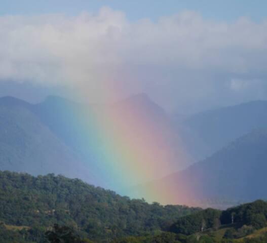 Rainbow retreat