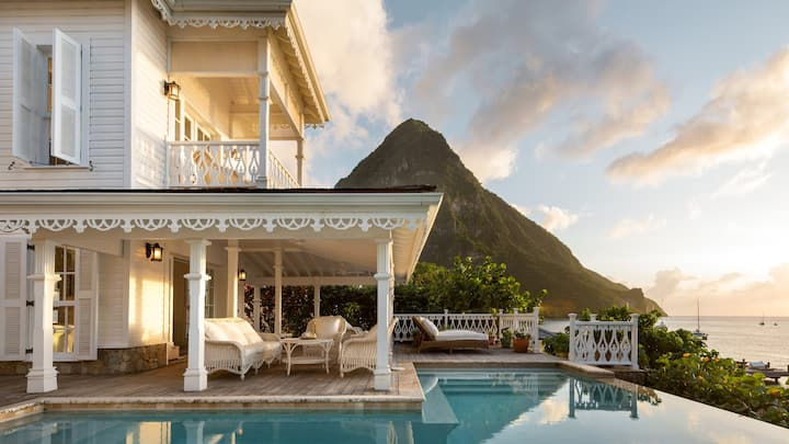 Viceroy Sugar Beach - Three Bedroom Villa Residence - Beachfront