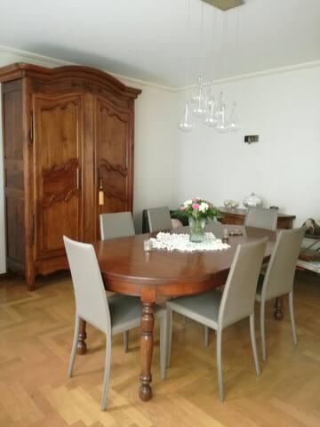 Spacieux appartement dans le centre de Munster
