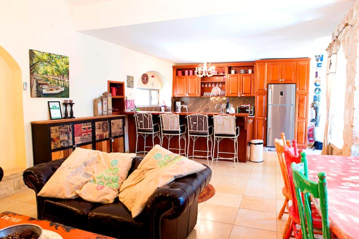 BeitYosef 3&4 Bedroom Suites Safed