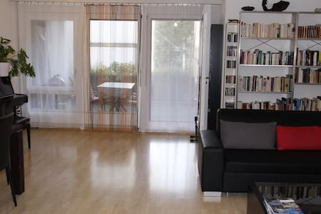 Family Groove: 3 bedrooms apartment in Bern center - Bern - Apartment