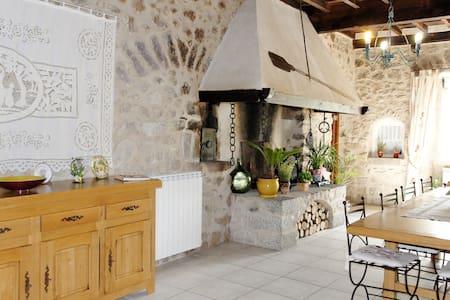 Chambres d'hôtes Damia Noell - Saint-Laurent-de-Cerdans