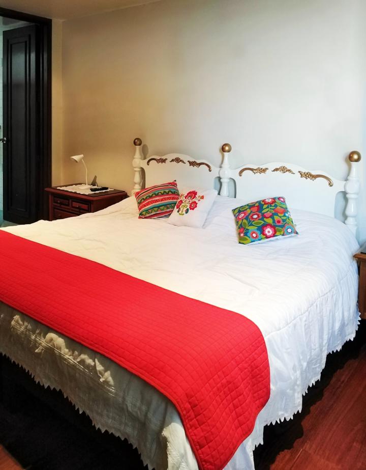 Acogedora habitación en Casa Fiori / Chapultepec