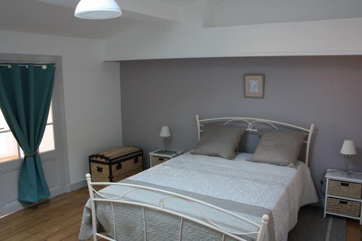 Appartement lumineux au centre de Jonzac - Jonzac - Apartment