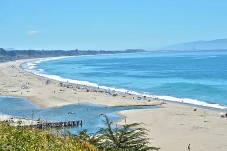 Aptos Sea Haven - Beaches are OPEN