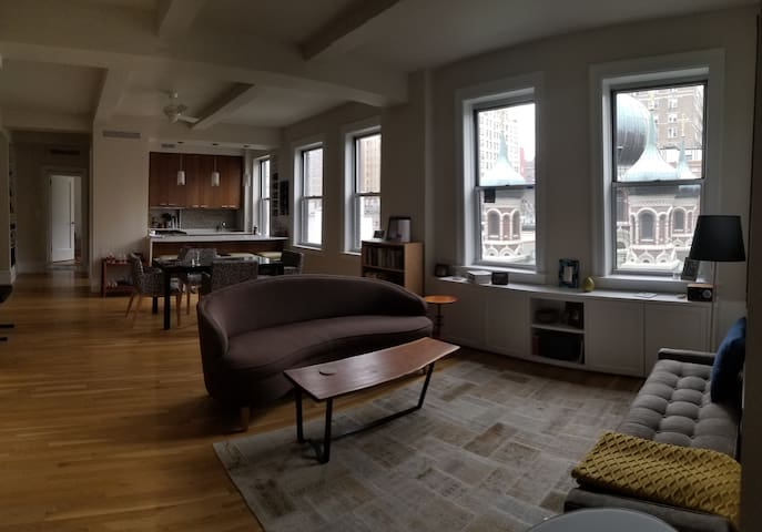 Cozy Room Conveniently Located Near Central Park