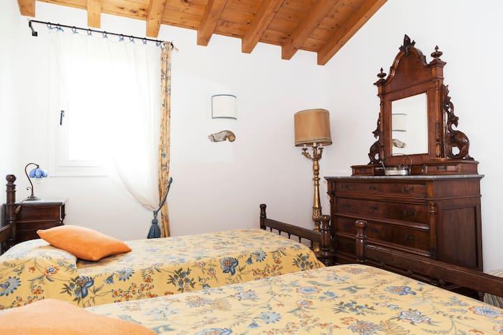Pretty apartment in the Euganean Hills Park RICCIO