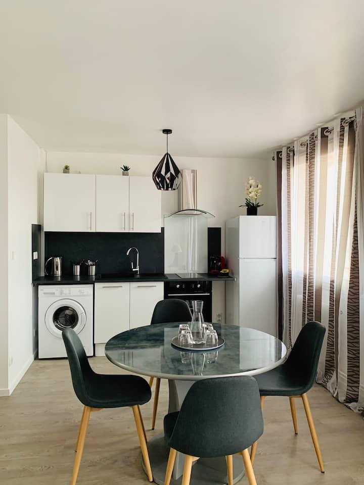 Saint Louis Appartement