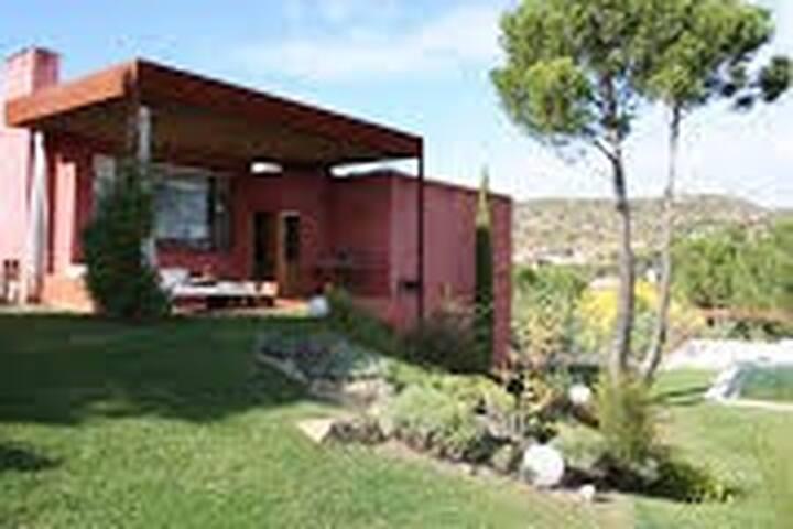 Beautiful lake house in Cebreros.Avila - Burgohondo - el Tiemblo - Cebreros (Valle del Alberche y Tierra de Pinares) - Chalupa