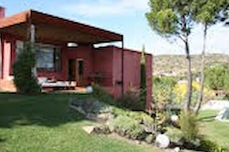 Beautiful lake house in Cebreros.Avila - Burgohondo - el Tiemblo - Cebreros (Valle del Alberche y Tierra de Pinares) - 木屋