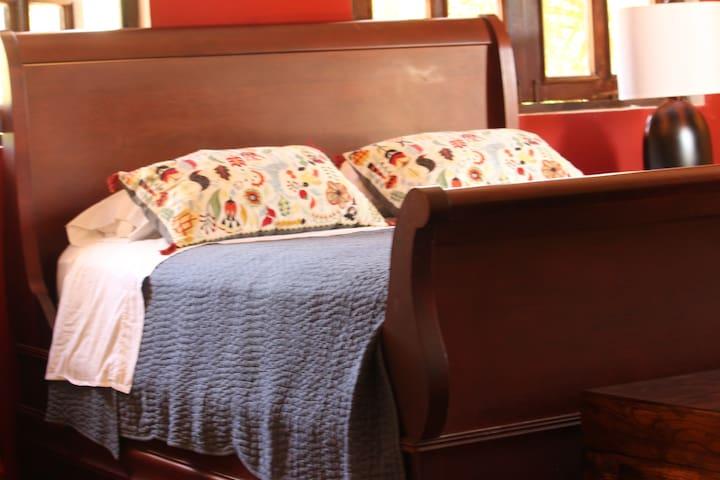 Master Suite at Casa Dorado, Las Galeras