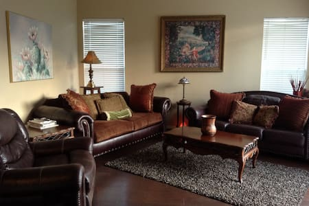 The Sanctuary House McKinney TX. Single Bedroom BS