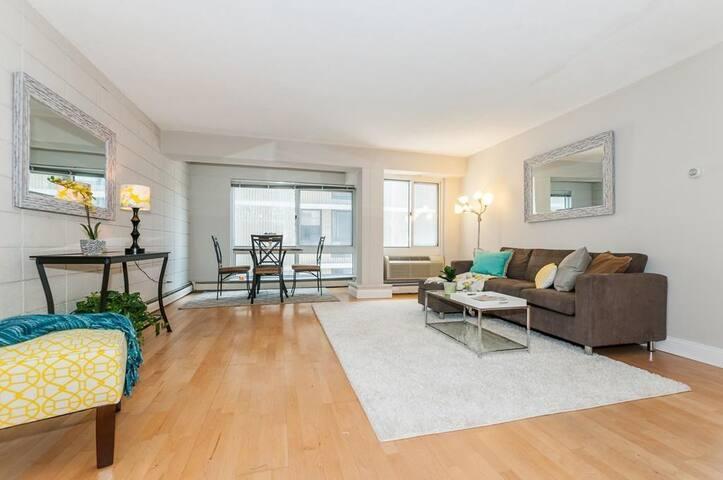 Harvard Square -Quiet, Clean, and best location!! - Cambridge - Appartamento