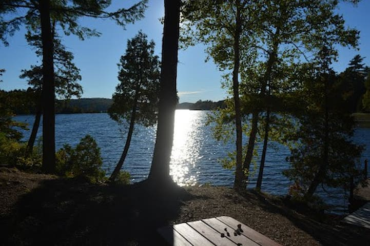 The Loons Nest Lodge at Silver Lake - Dunloggin