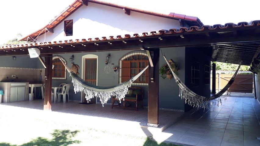 Recanto Nosso Lar-Praia da  Guanabara/Castelhanos