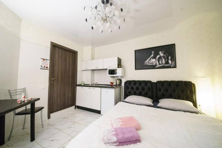 Квартира в Апарт-отеле на Зарубина.