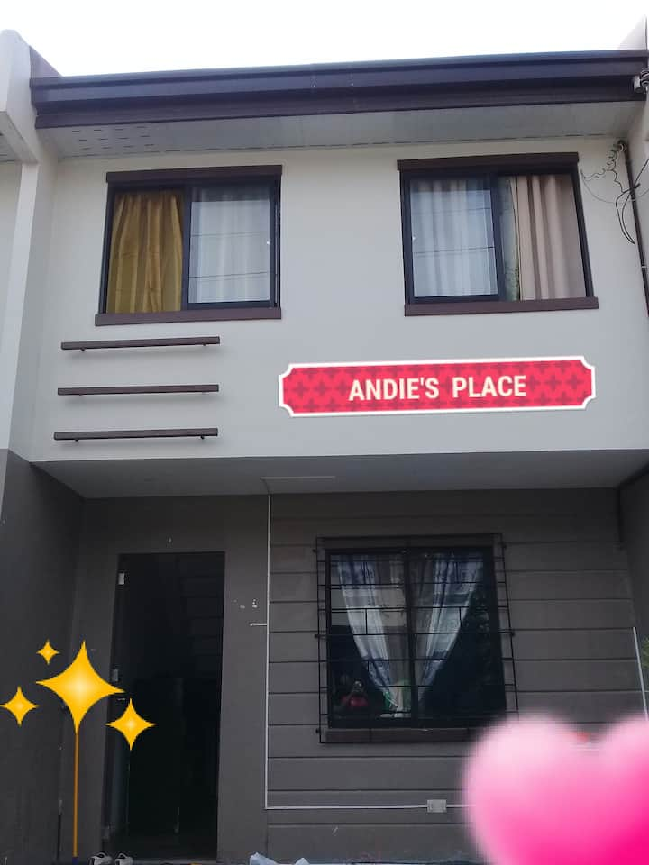 "Andies Place: ""Your Home,Your Place"""