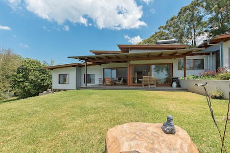 Architect's home in Byron Hinterland - Federal