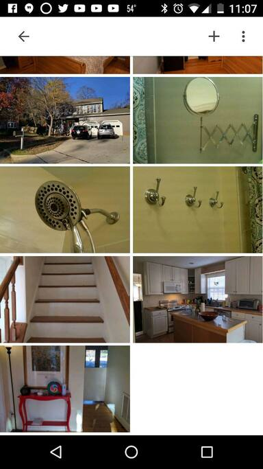 Compilation photo of home