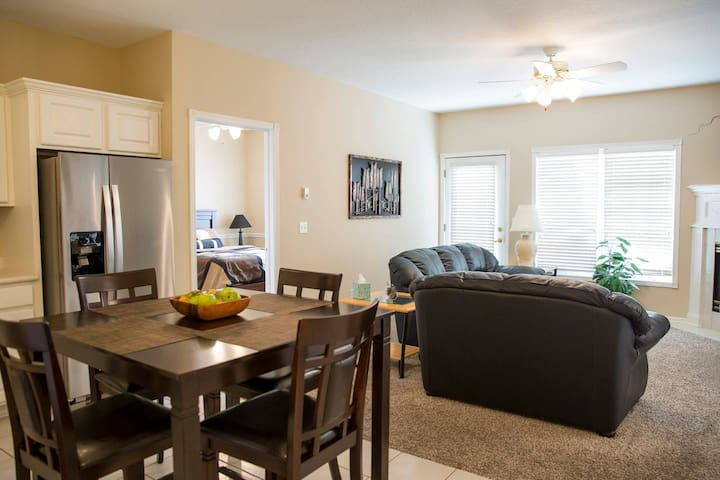 Clean, Comfortable Home Away From Home!