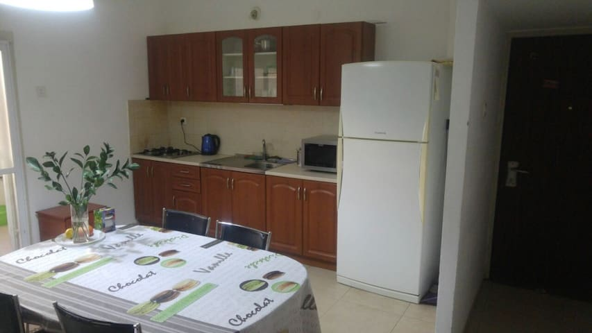 calm and Beautiful Apartment near center - Netanya - Apartemen