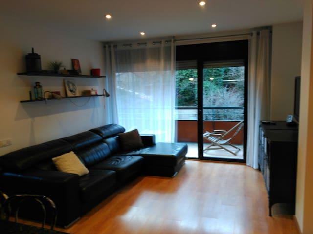 Apartament Superior Vall de Ribes - Ribes de Freser, Catalunya, ES - Huoneisto