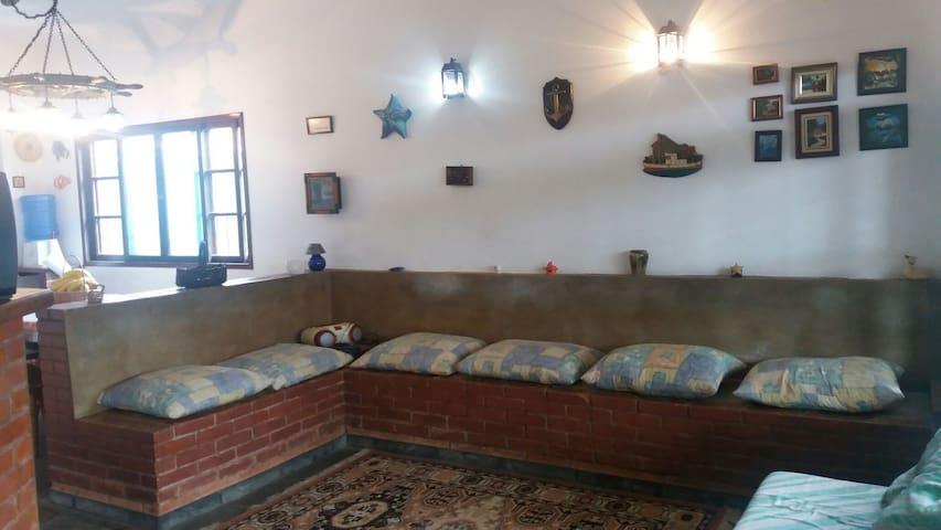 Aconchegante casa na Praia do Sonho