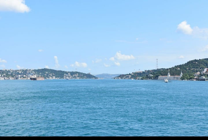2 BR Luxurious Waterfront Mansion with Amazing Bosphorus View
