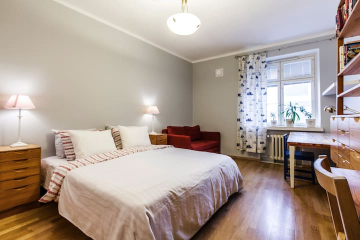 Nice&big room, best location - Helsinki - Apartament