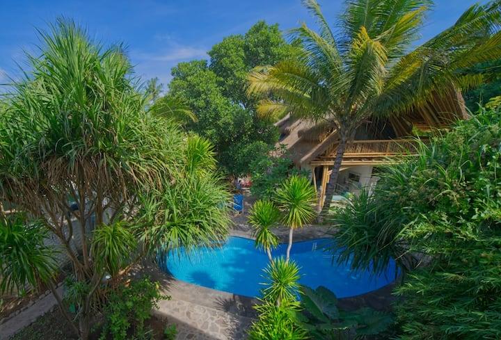 UNIQUE - New Loft in Bamboo Villa @ Villa Nangka