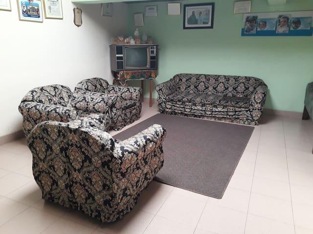 Sala social