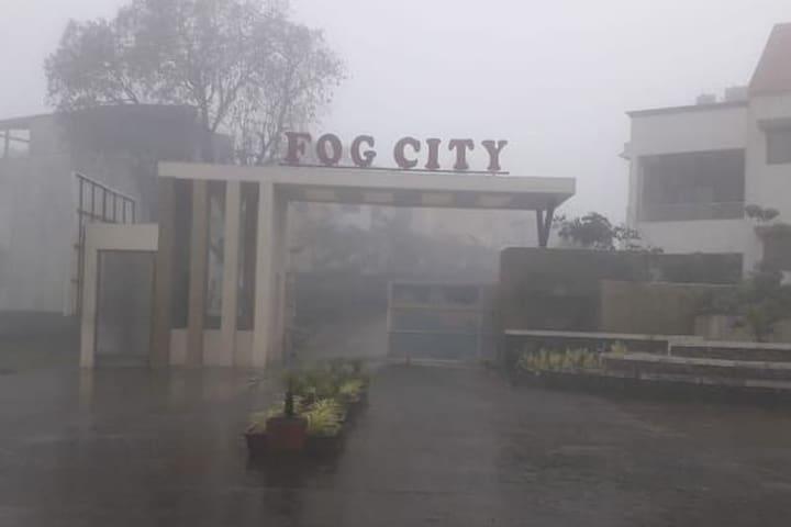 Sharoffs Residency - Fog City