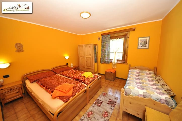 Appartamenti Gioca Vinci - Livigno - Lägenhet
