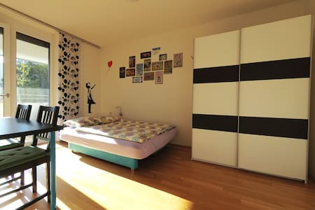 Room Innsbruck, new, top location